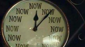 THE STRANGE ANOMALY OF TIME